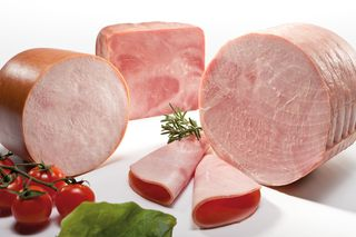 Range of ham products