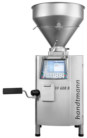 VF 608 B portioning machine