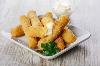Trendprodukt Mozzarella-Sticks