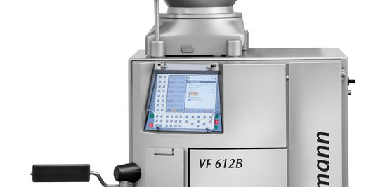 VF 612 B portioning machine