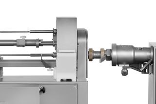 Inline grinding system