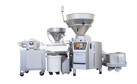 VF 800 as the master machine in the ConPro system