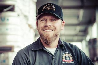 [Translate to English:] Brewmaster Matt Brynildson