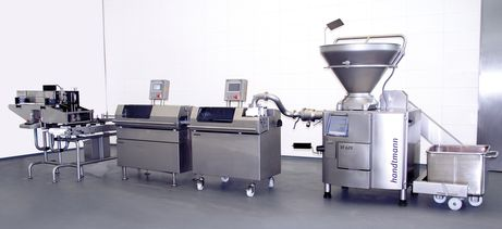 Complete solution with VRB 150 for depositing into trays
