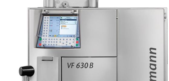 VF 630 B portioning machine
