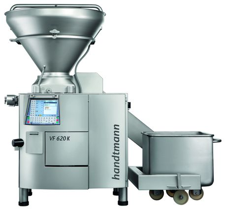 Vacuum filler for the medium-scale producer