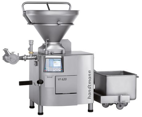 VF 620 with ST 420 filling flow divider