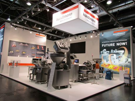 Handtmann stand at the interpack 2017