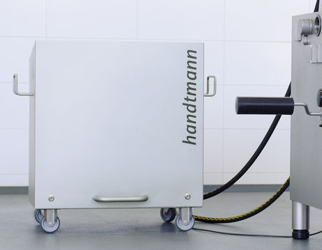 MH 465 mobile heating unit