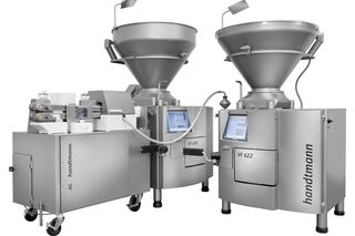 KVLSH 162 ConPro system for linked products in alginate casing