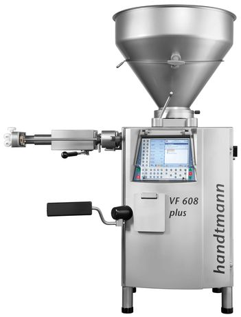 VF 608 plus vacuum filler