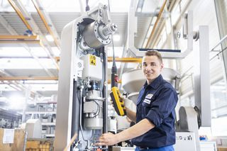Handtmann Training - Industrial mechanic
