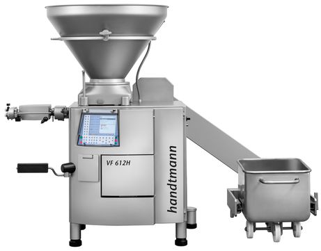 Handtmann VF 612 vacuum filler SMALL-SCALE PRODUCERS