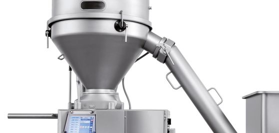 High vacuum filler for the industrial producer