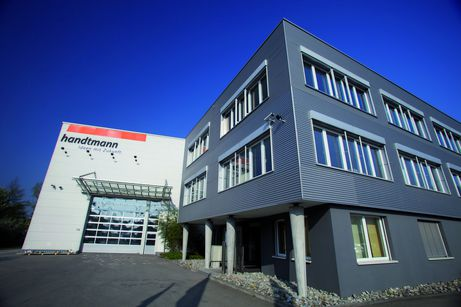 The headquarters of Handtmann A-Punkt Automation GmbH is located in Baienfurt in Upper Swabia.