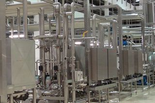 Handtmann yeast management systems
