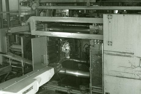 The early Handtmann days – high-pressure die casting