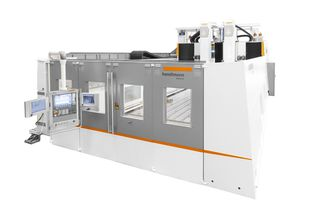 GANTRY high moving portal machining centres