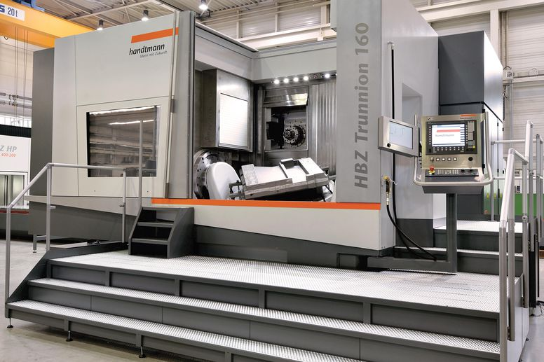 HBZ Trunnion 160
