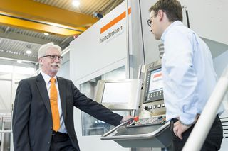 Handtmann Machine Solutions as part of the comprehensive solutions of Handtmann Solutions