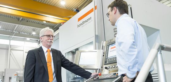 Handtmann Machine Solutions – intensive consulting on a wide range of machine concepts