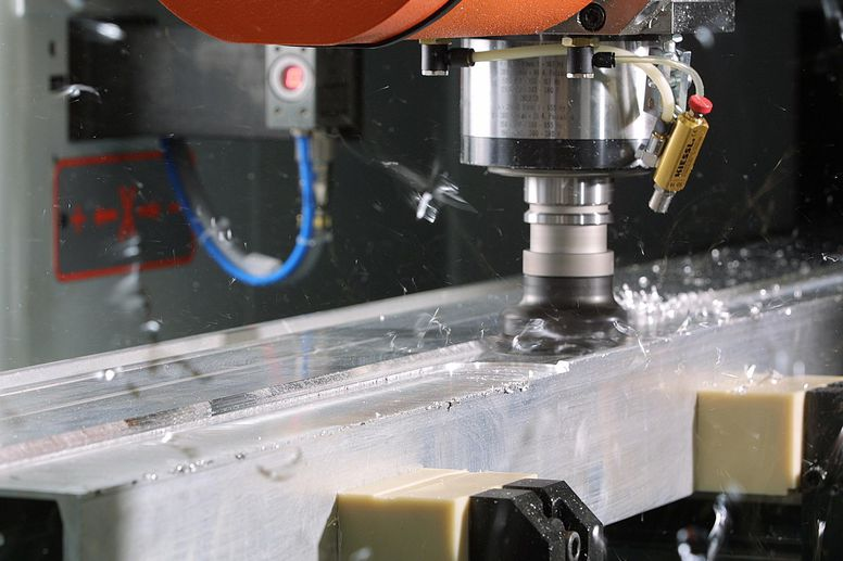 PBZ NT – Profile machining up to a length of 25,000 mm