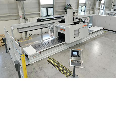 5-axis PBZ SC profile machining centre as table version