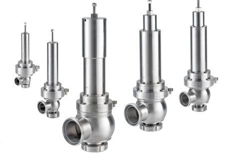 Handtmann safety valves