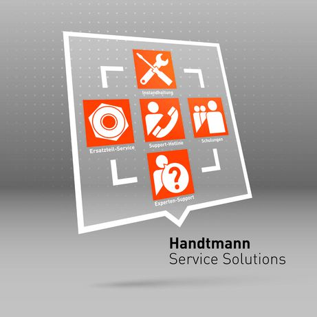 The five modules Handtmann Service Solutions provide that added extra for your success.