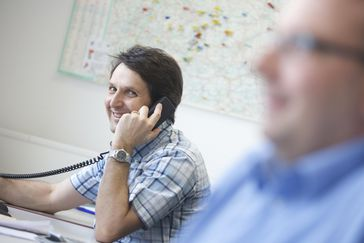 Support Hotline der Handtmann Service Solutions