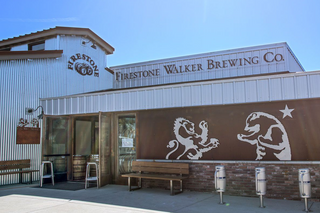 Firestone Walker Brewery. Paso Robles, CA