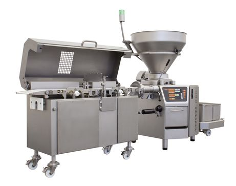 VF 800 with GMD 99-3 minced meat line