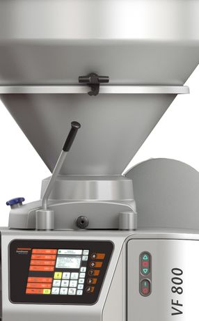 VF 600 and VF 800 vacuum filler control system